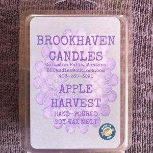 Apple Harvest Scented Soy Wax Melt
