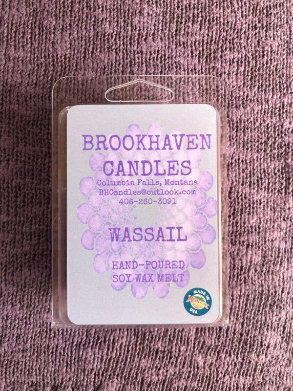 Wassail Scented Soy Wax Melt