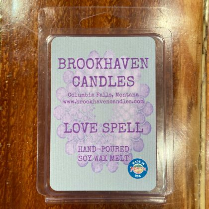 Love Spell Scented Soy Wax Melt